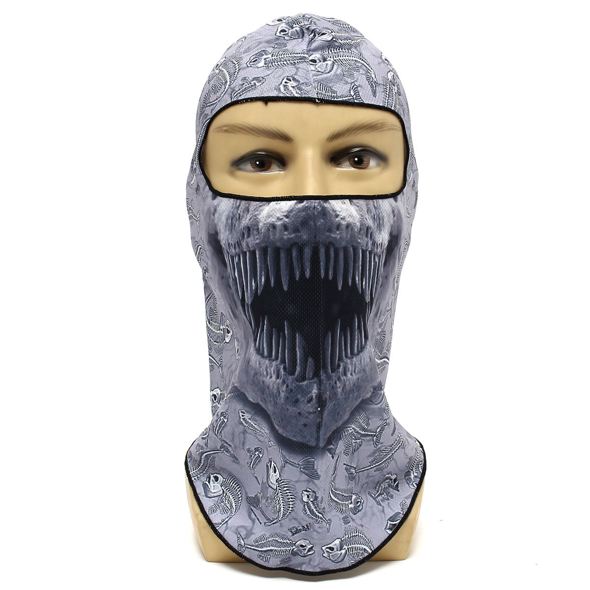 Men Male Outdoor Cycling Bicycle Ski Multifunctional Neck Full Face Mask Hat Motorcycle Cap Scarf