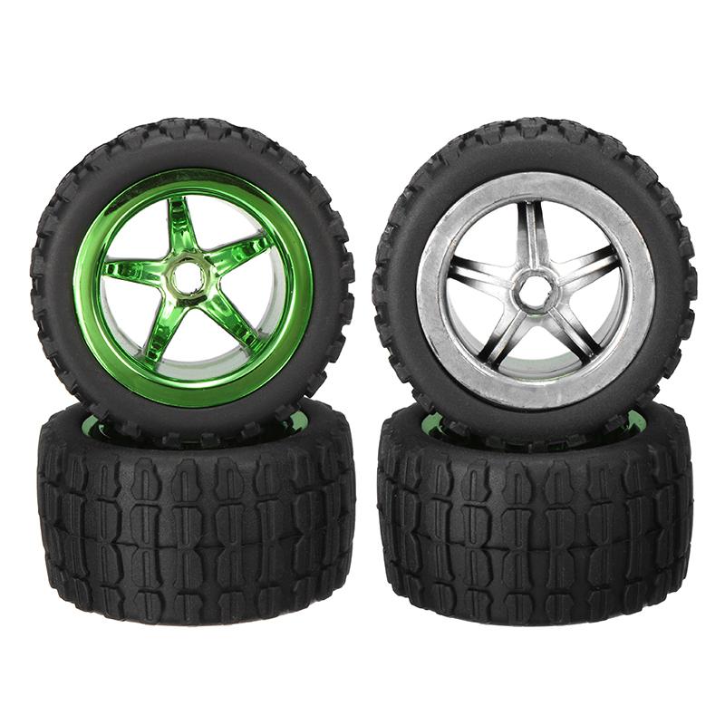 JJRC Q36 2.4G 4WD 1/26 RC Car Part Tire group Q36-02