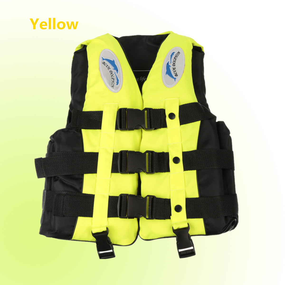 S Size Life Jacket Life Buoy Gilet For Adult Kids Boat Jacket Water Sports Gear Clothing