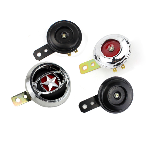 12V 48V 60V Motorcycle Tricycle speaker Conversion Electric Bell Treble Ultra Sound Horn