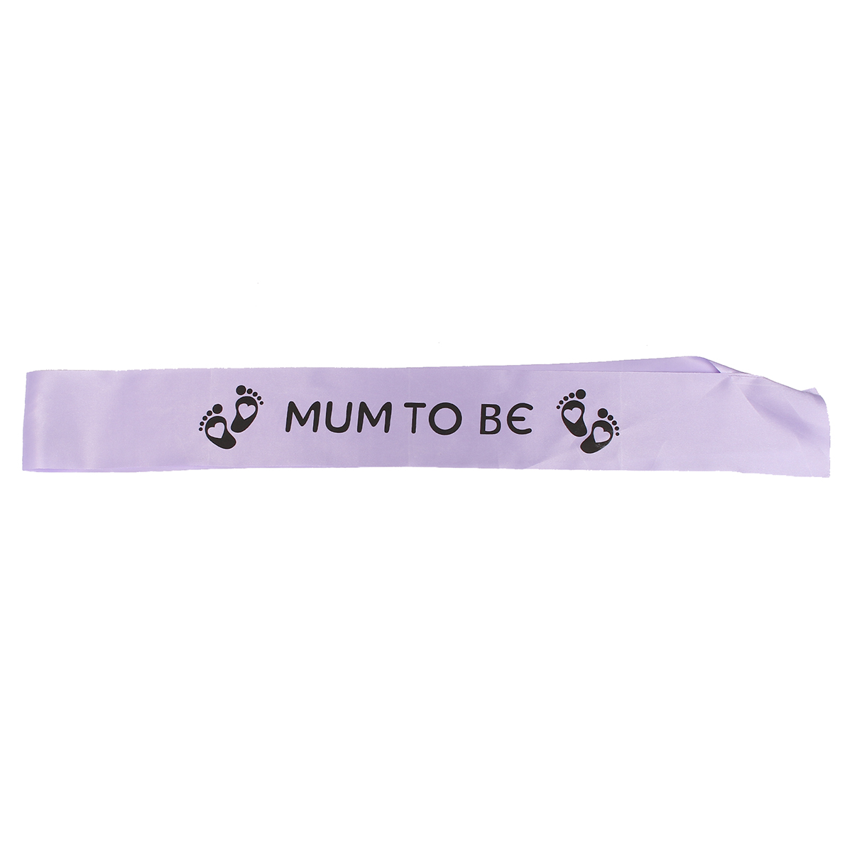 Colors Baby Shower Party Satin Sash Banner Ribbon New Mummy To Be/Grandma/Auntie/Nanny