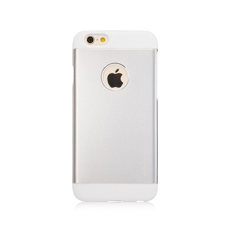 Grander Metal Aluminum Frame PC Hard Protective Case Cover For Apple iPhone 6 6S Plus