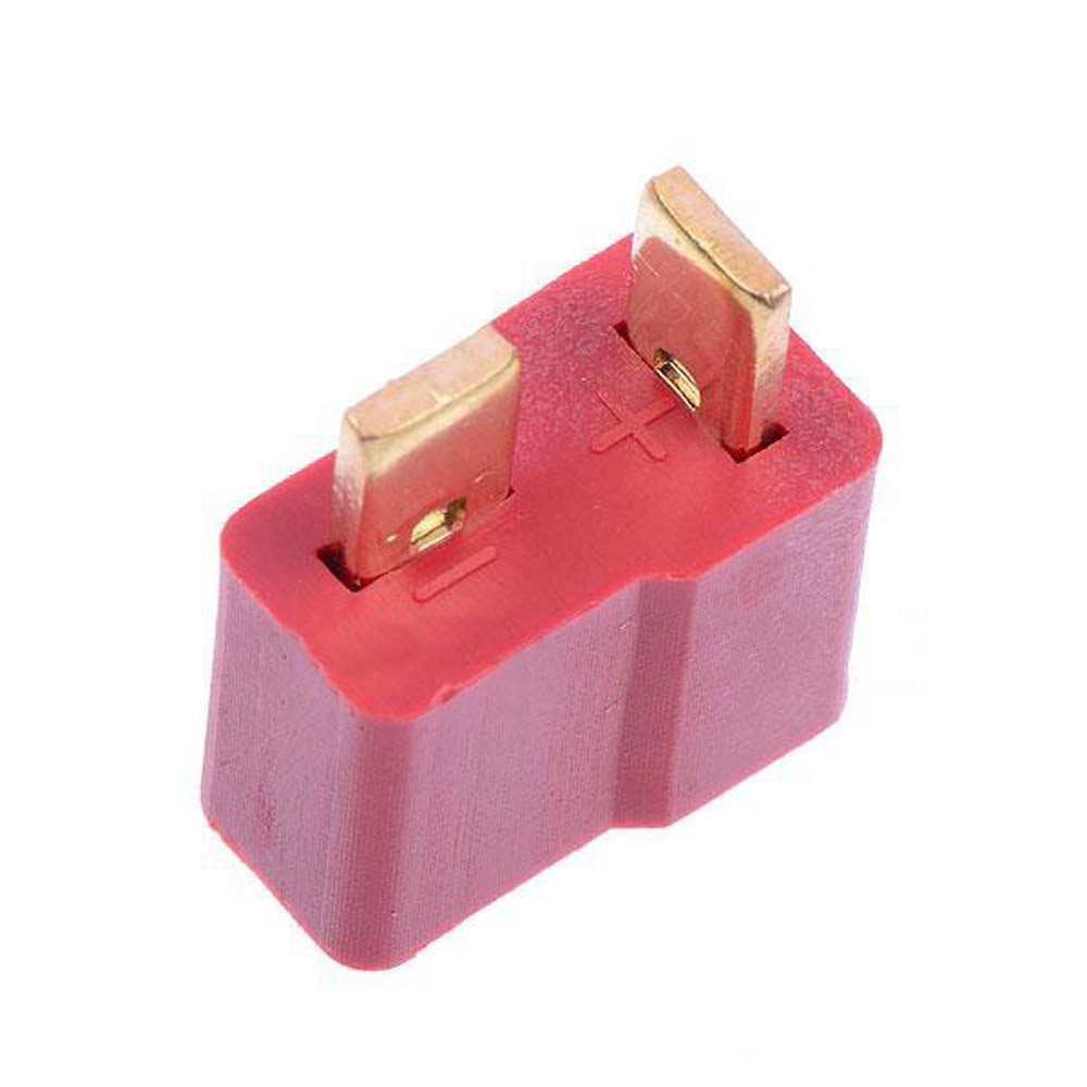 50 Pair Fireproof T Plug Connector For RC ESC Battery - Photo: 3