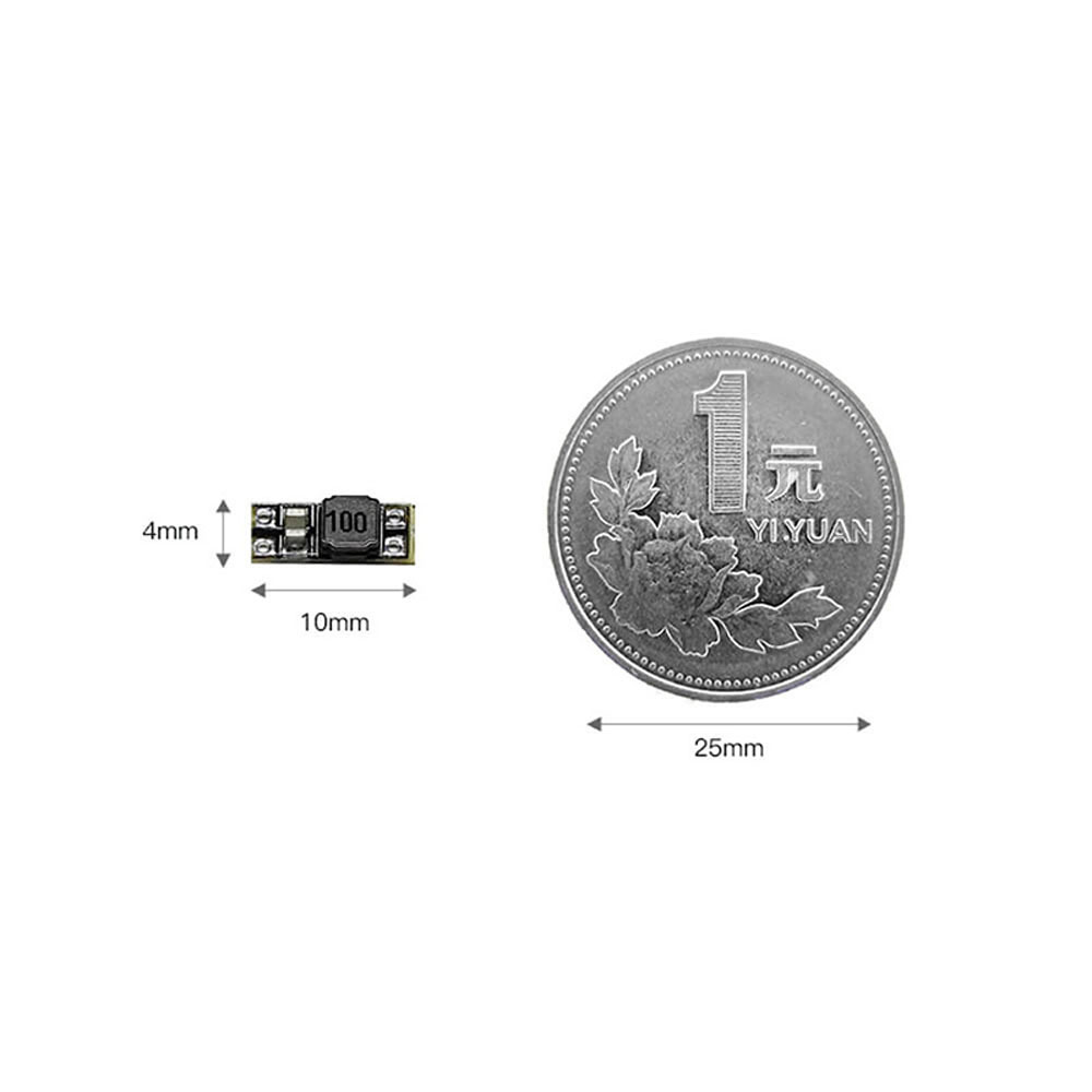 LC Filter Module 1A for FPV Video Transmitter to Eliminate Video Signal Ripple Interference