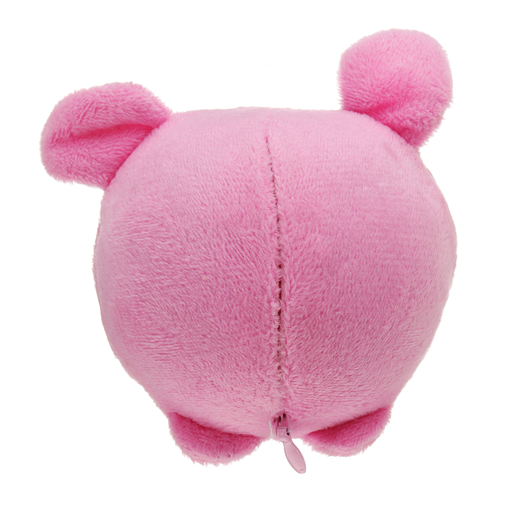 Squishimal Foamed Stuffed Pig Squishy Toy Slow Rising Plush Squishamals Toy Pendant