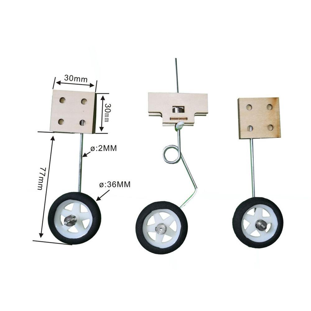 URUAV KT Universal Landing Gear for RC Airplane Spare Part - Photo: 2