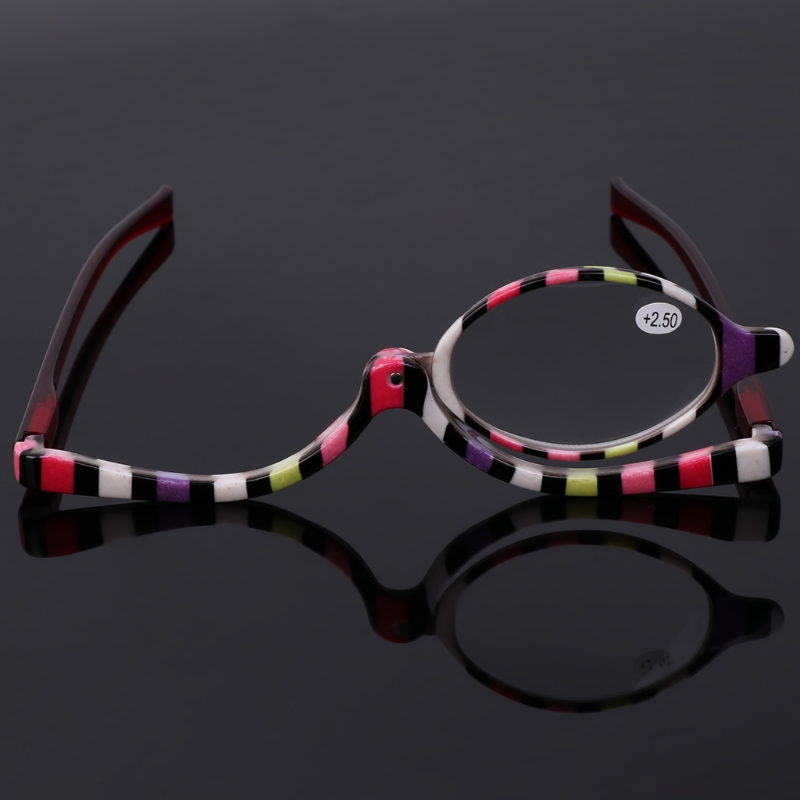Makeup Glasses Magnifying Glasses Cosmetic Reading Glass Folding Eyeglasses