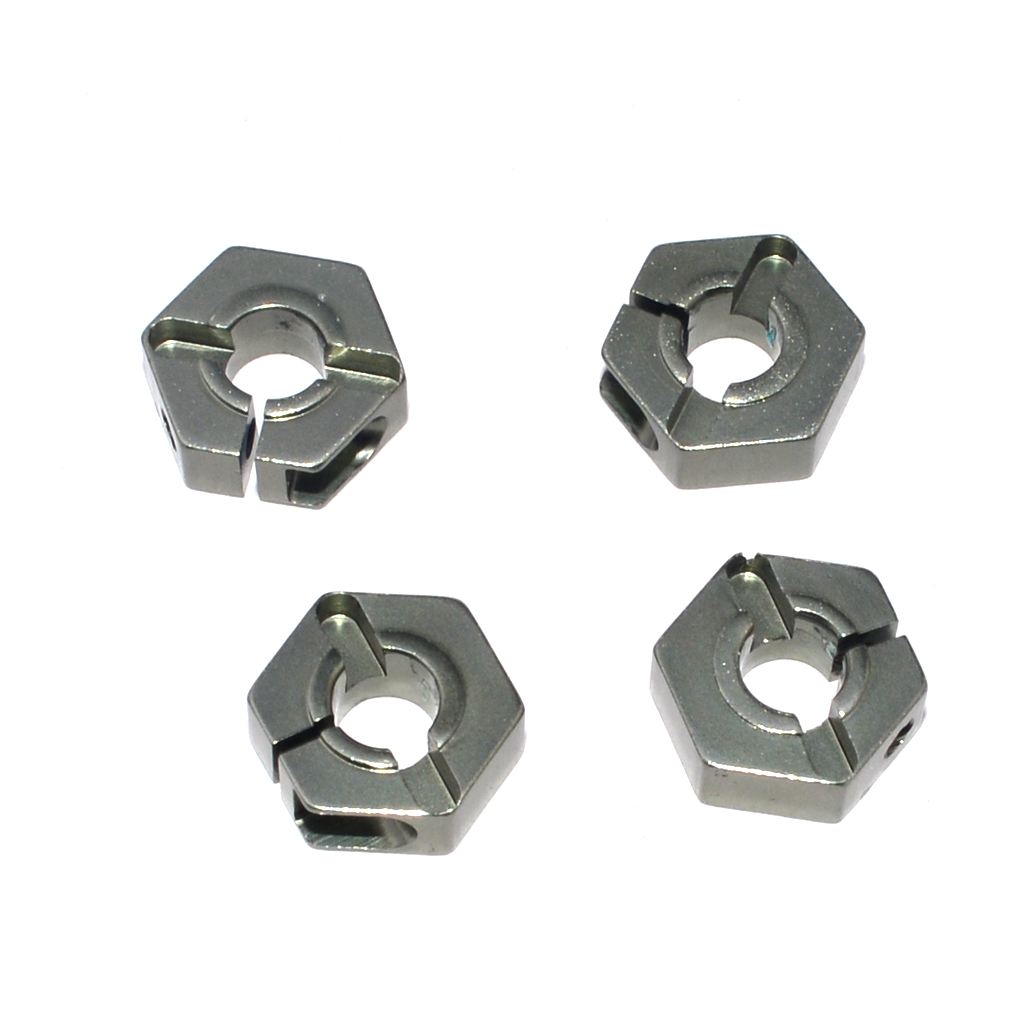 ZD Racing Aluminum 12mm Hexagonal Adapter For LRP HSP HPI FS Wltoys Off-road Truck Rc Car Parts