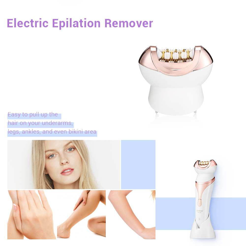 Kemei KM-296 4in1 Multifunctional Epilator