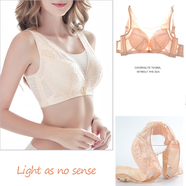 Breathable Wireless Comfy Vest Bra