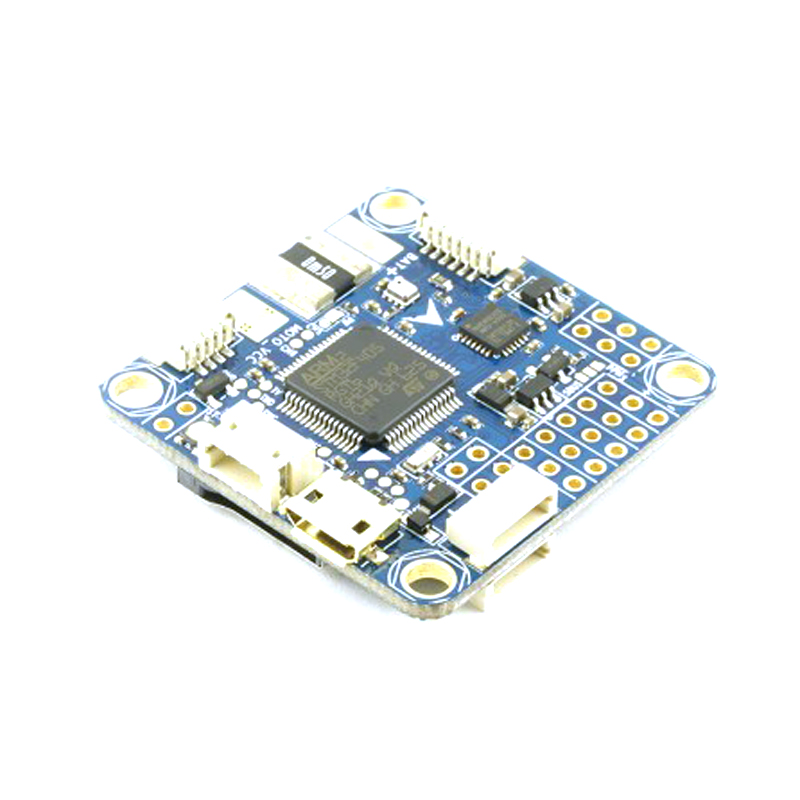 Original Airbot Omnibus F4 Pro V3 Flight controller SD 5V 3A BEC OSD Current Sensor LC Filter for X Class