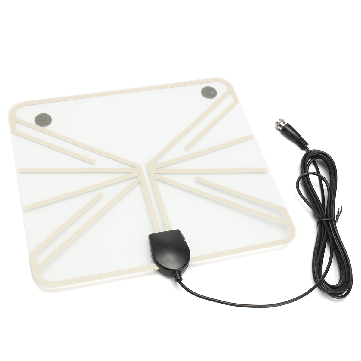 50 Miles Range Signal USB Digital Indoor TV Antenna 1080P Amplified HDTV Clear