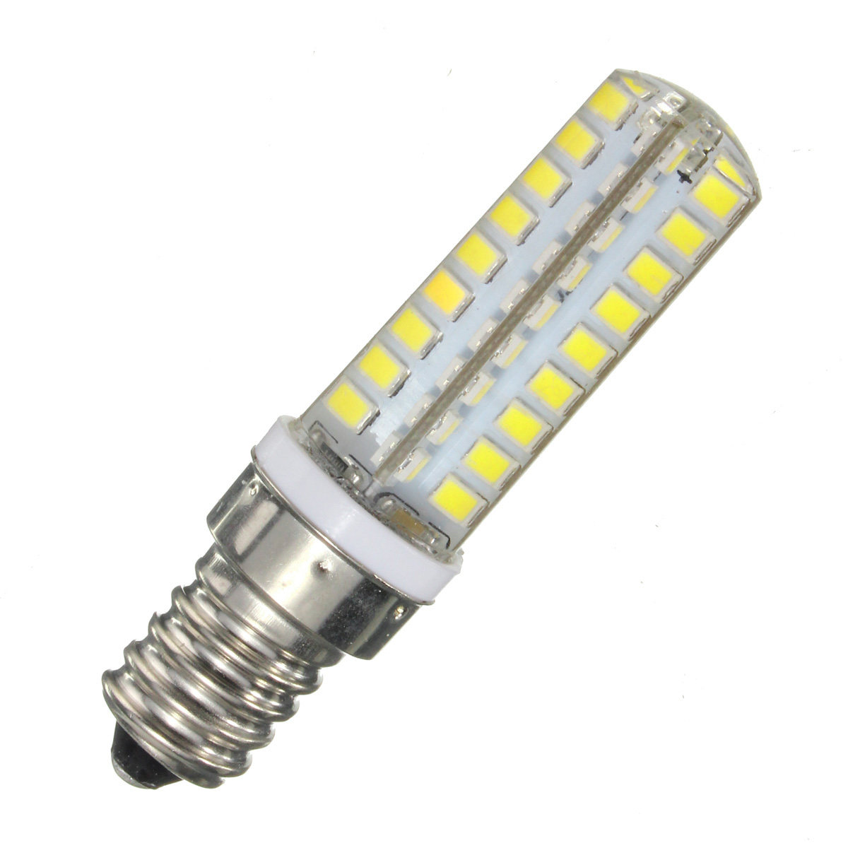 Dimmable 9W G9 B15 E14 E12 72 450LM SMD 2835 LED Corn Lamp Bulb AC 220V