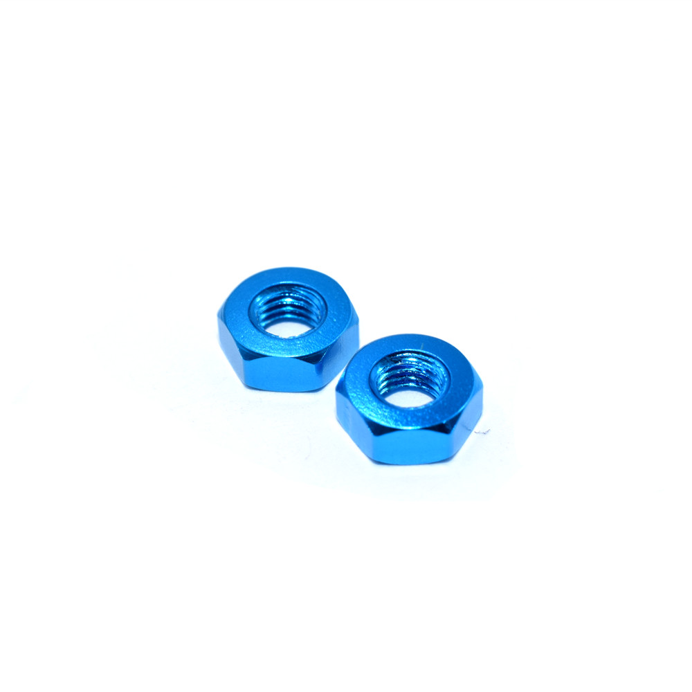 10 PCS AuroraRC M3 Hexagon Hex Screw Bolts Nut for RC FPV Racing Drone