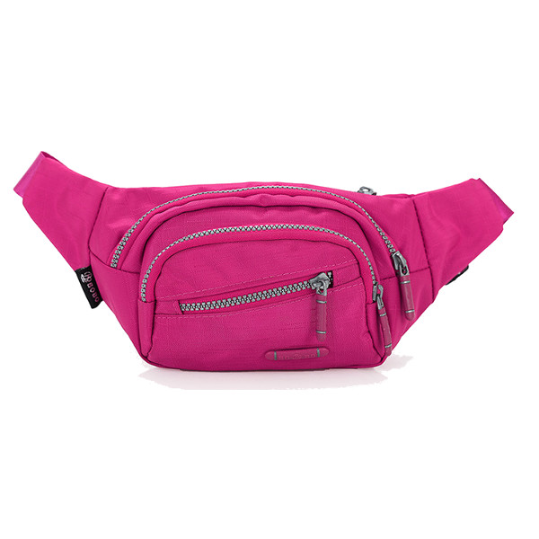 Women Light Weight Waist Bags Sports Running Men Hiking Crossbody Bags