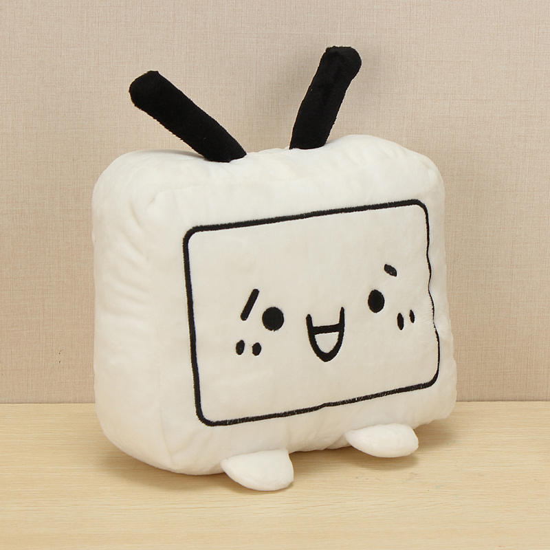 Plush Stuffed CartoonToys Performing The Word Mister Expression