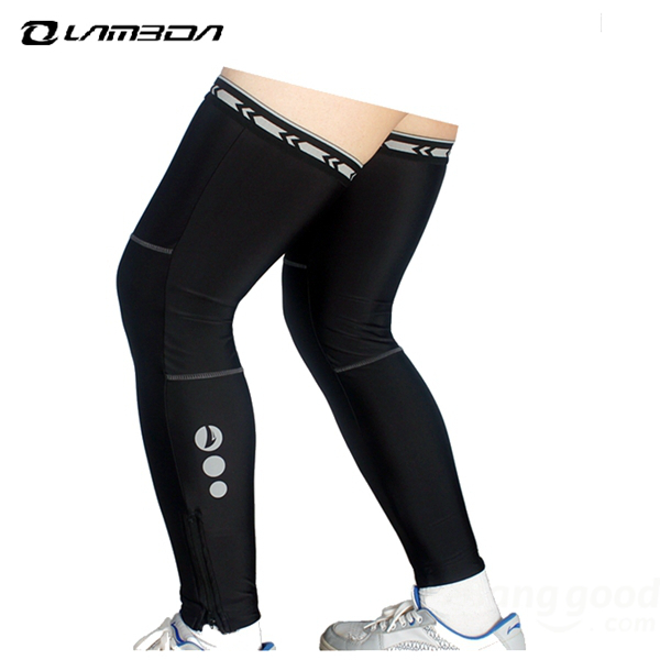 LAMBDA BicyclE-mountain Bike Wind And Sunscreen Thin Section Riding Leg Sleeve Equipment