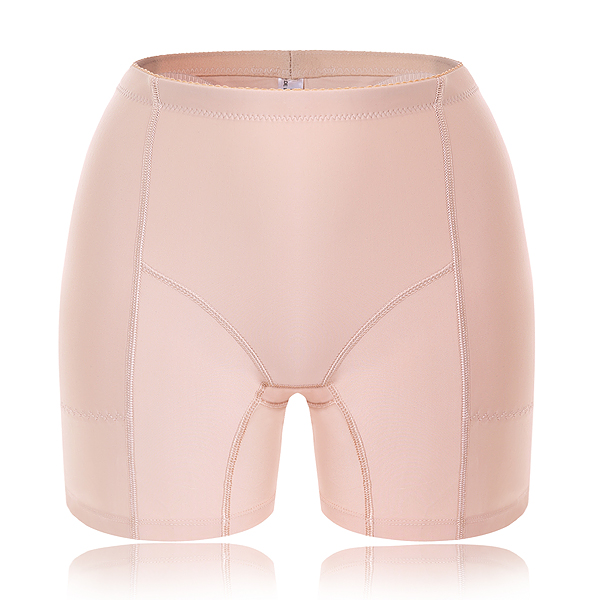 Plus Size False Ass Hip Lifting Stretchy Tummy Control Panties