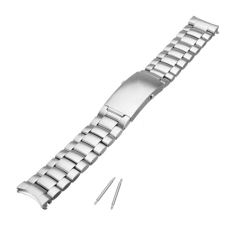 20mm Wristband Bracelet Watchband Replace Strap For Omega