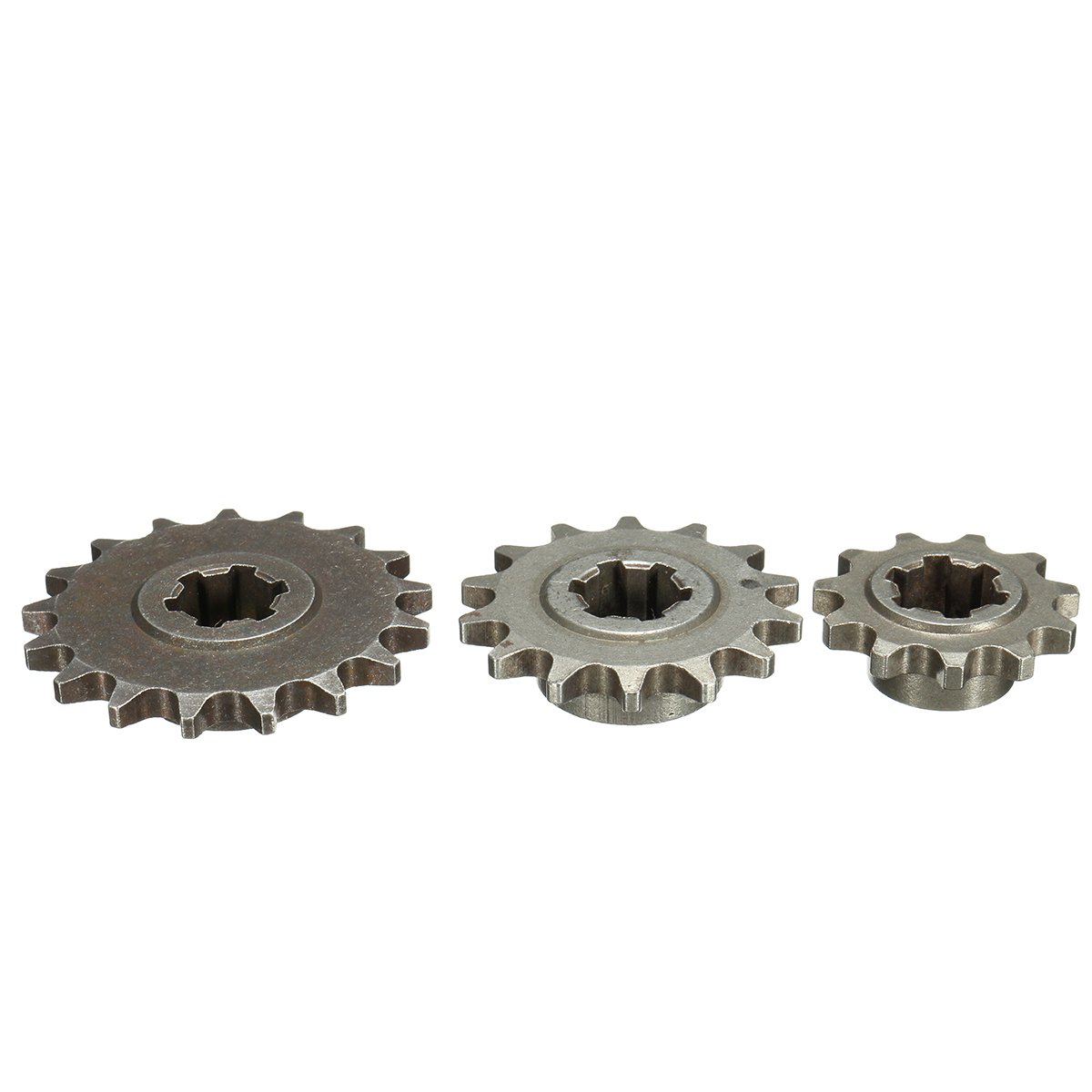 T8F 8mm 11/14/17 Tooth Front Pinion Sprocket Chain Cog Mini Moto Dirt Bike
