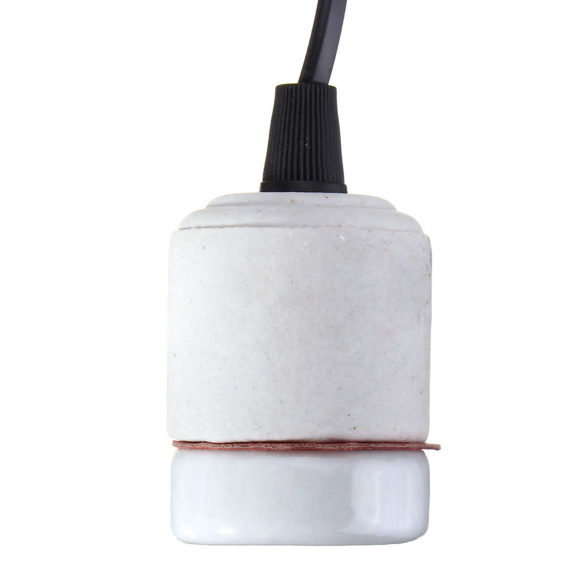 E27 Reptile Ceramic Heat Lamp Holder Light Switch Socket Adapter Lamp Fitting