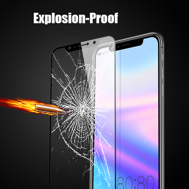 Bakeey 5D Full Coverage Anti-explosion Tempered Glass Screen Protector for Xiaomi Redmi Note 6 Pro