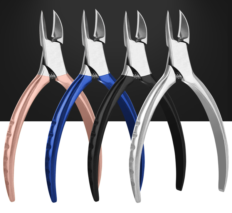Y.F.M® JGQ-1 Ingrown Toenail Nipper Thick Nails Cutter