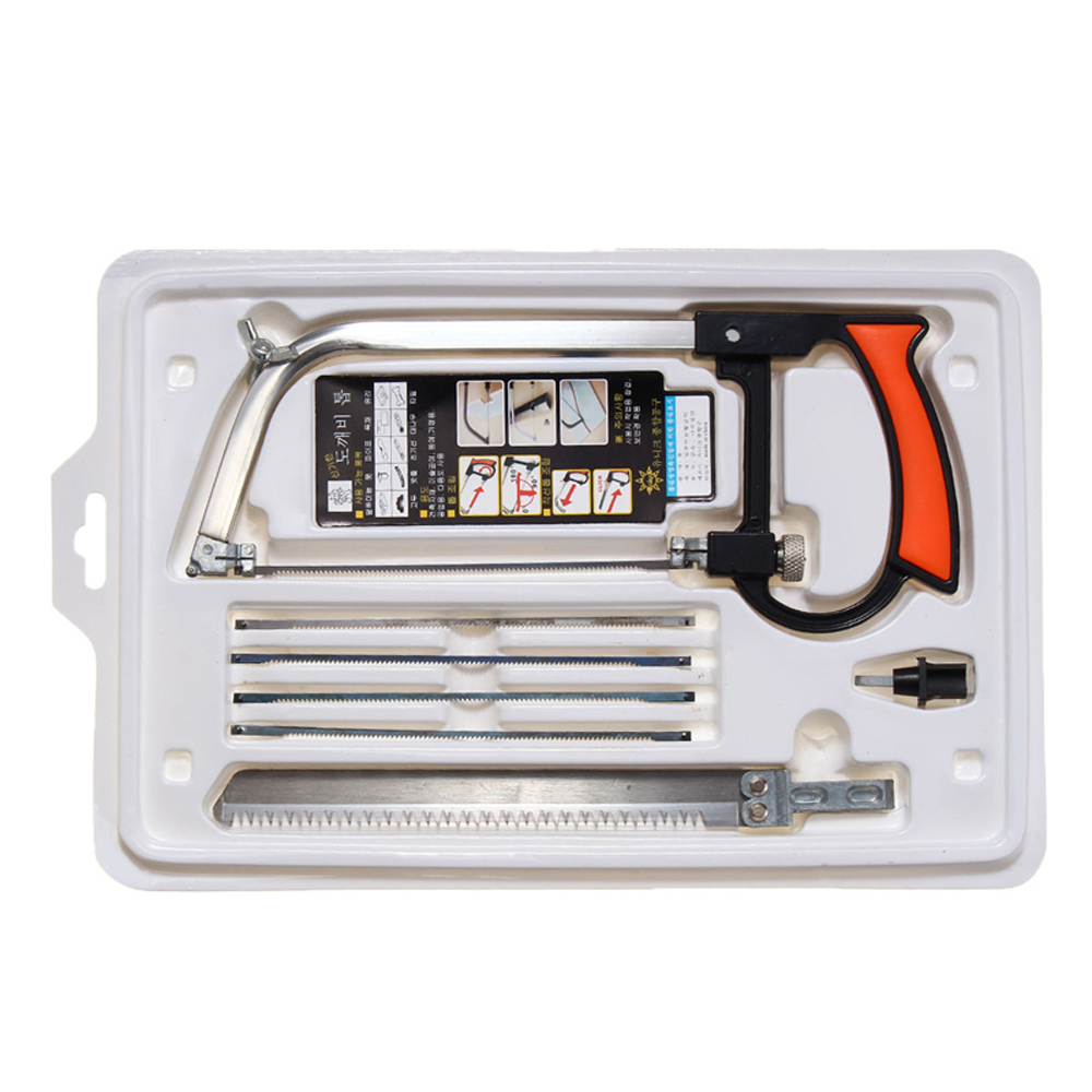 Multifunction Hand DIY Saws Set Kit Hand Tools Cutter For Glass Wood Metal
