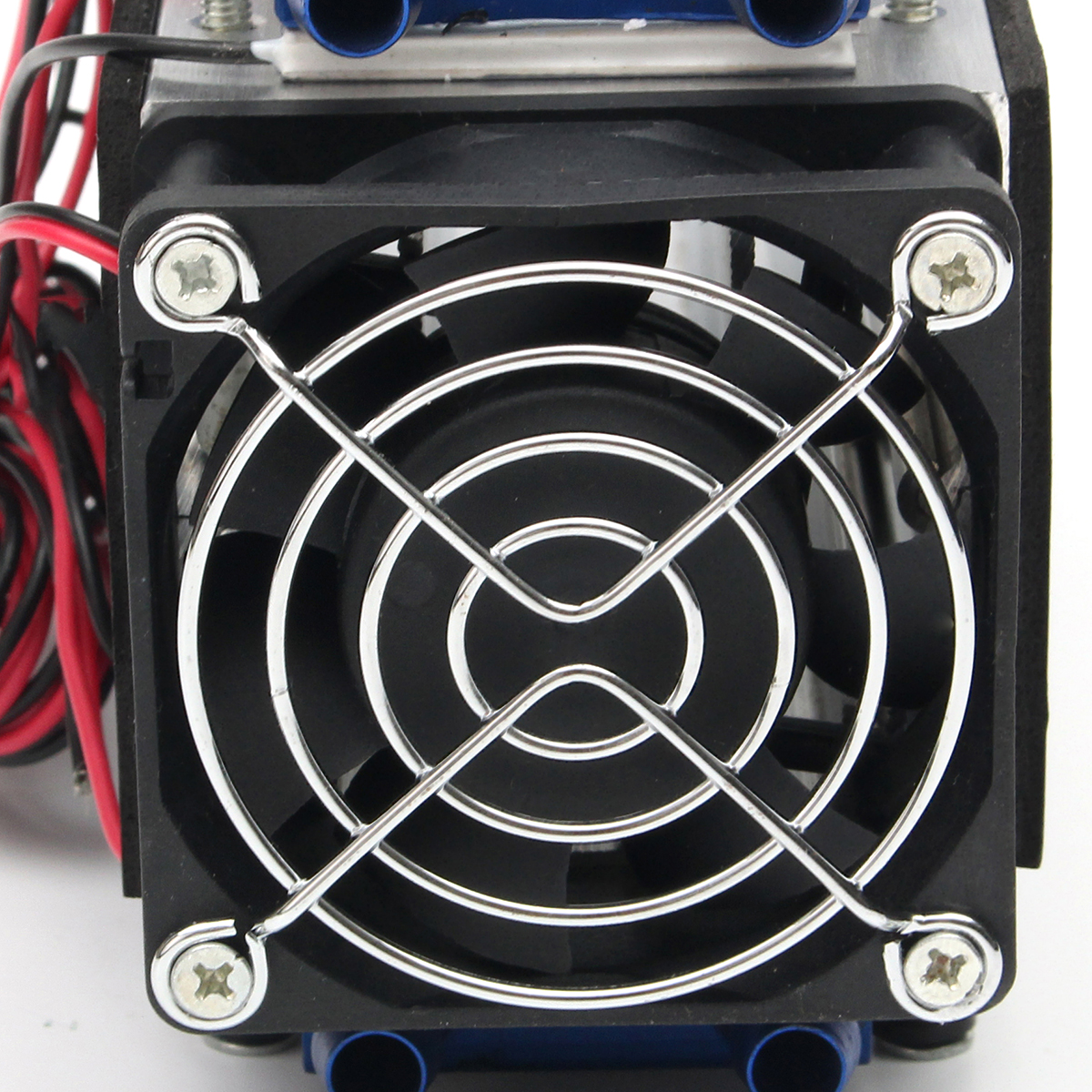 DC12V 60A 576W 8 Chip TEC1-12706 Thermoelectric Cooler Radiator Air Cooling Equipment