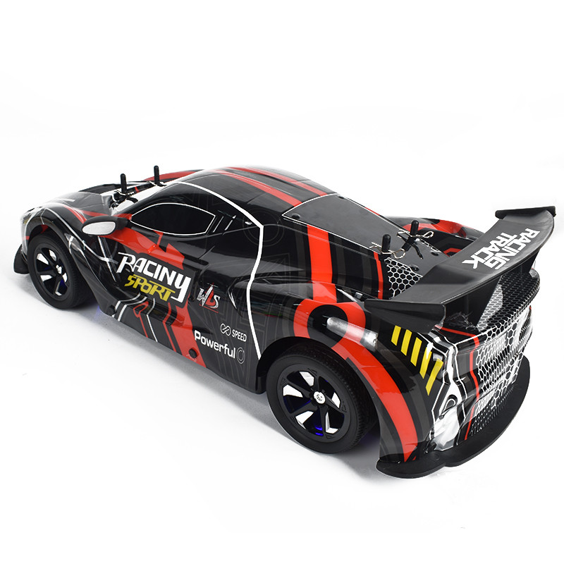 1:10 2.4G 4WD Drift Racing Car High Speed Off Road RC Car Lamplight 25KM/h For RC Vehicles Model Multi Batteries - Photo: 4