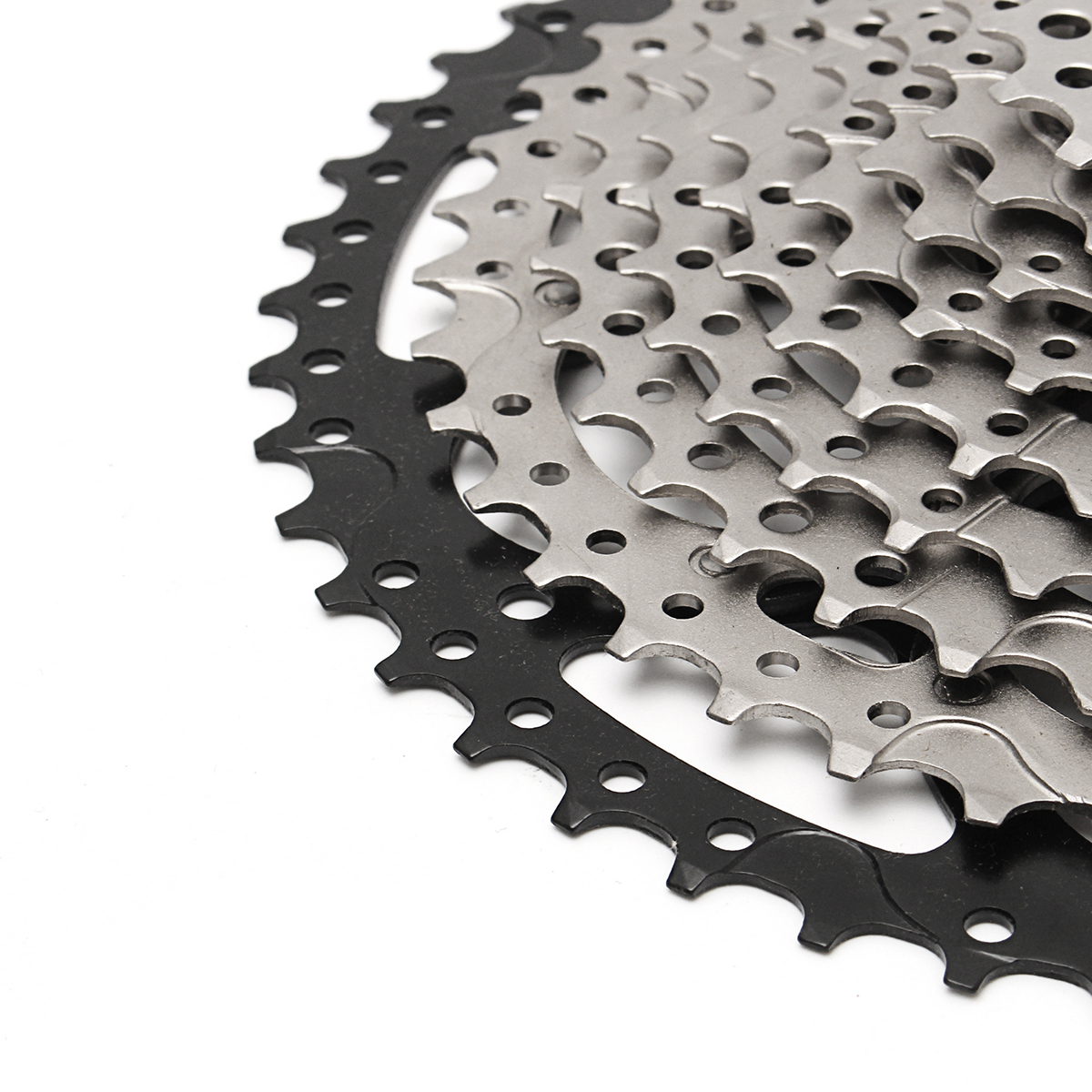 BIKIGHT 11-50T Mountain Cycling Freewheels 11 Speed Bicycle Flywheel Bike Cassette Part