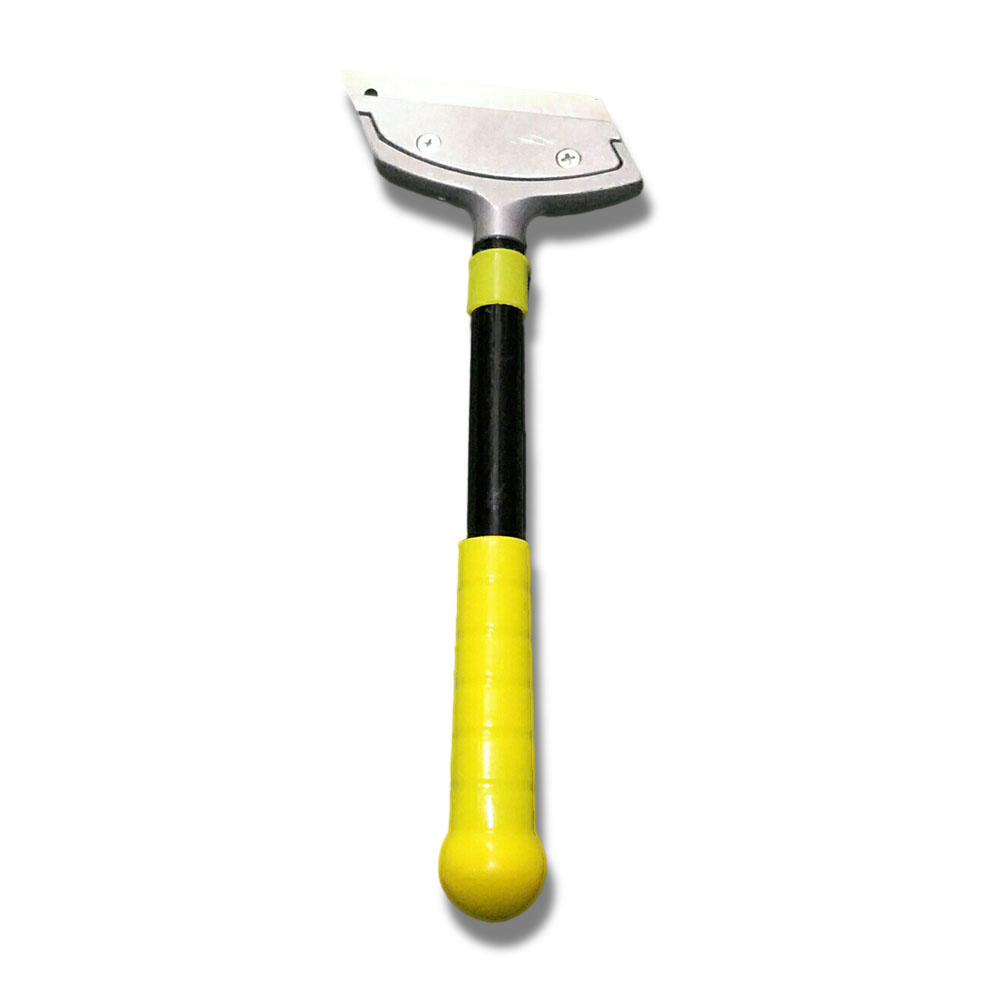 KCASA 30cm Cleaning Shovel Knife Glass Scrapers Floor Tile With Cutter Blade Multi Purpose Hand Tool