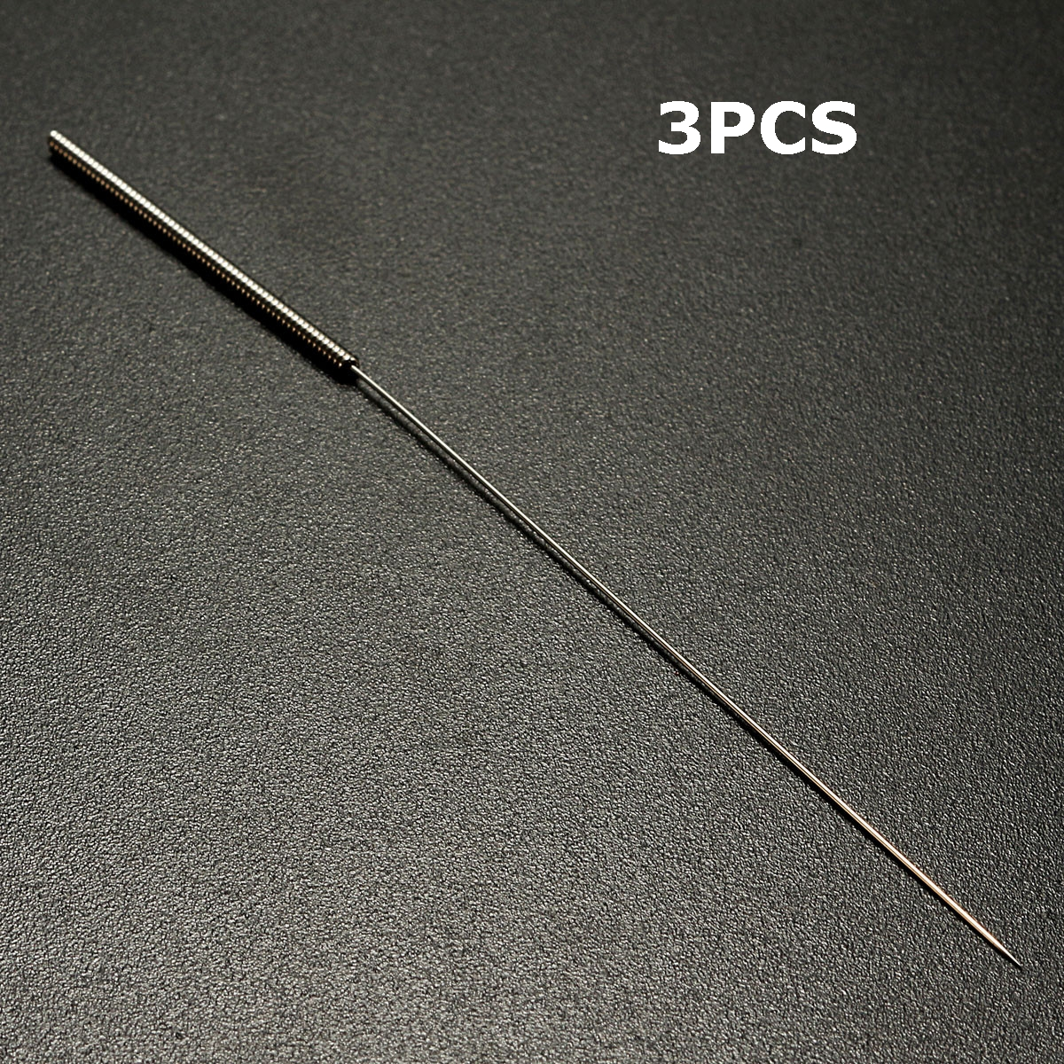 3PCS 3D Printer Nozzle Cleaning Tool Drill Bit 0.4mm Size For Extruder RepRap
