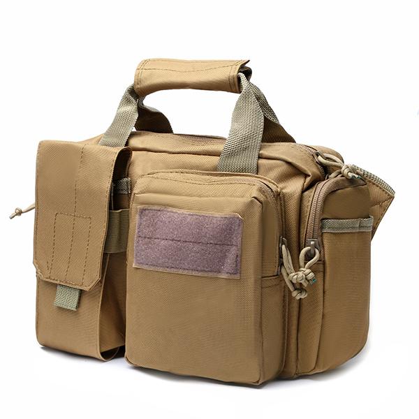 Men Multifunction Military Outdoor Tactical Bag Casual Sport Messenger Bag