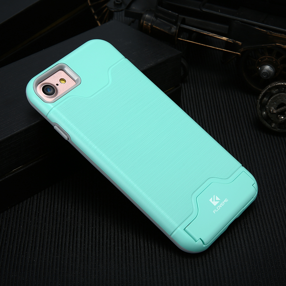 Iphone  Case With Hidden Card Holder