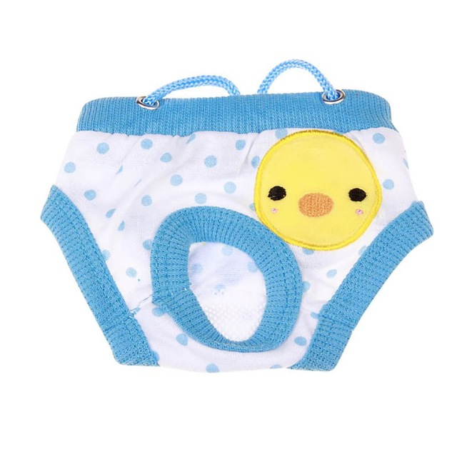 Pet Physiological Pants Puppy Dog Cat Underwear Suspender Dog Cute Shorts Diaper Sanitary Pet Pants