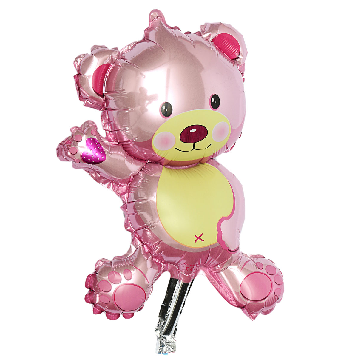 Baby Girl Boy Birthday Party Balloon Stroller Foot Bear Balloons Party Decoration