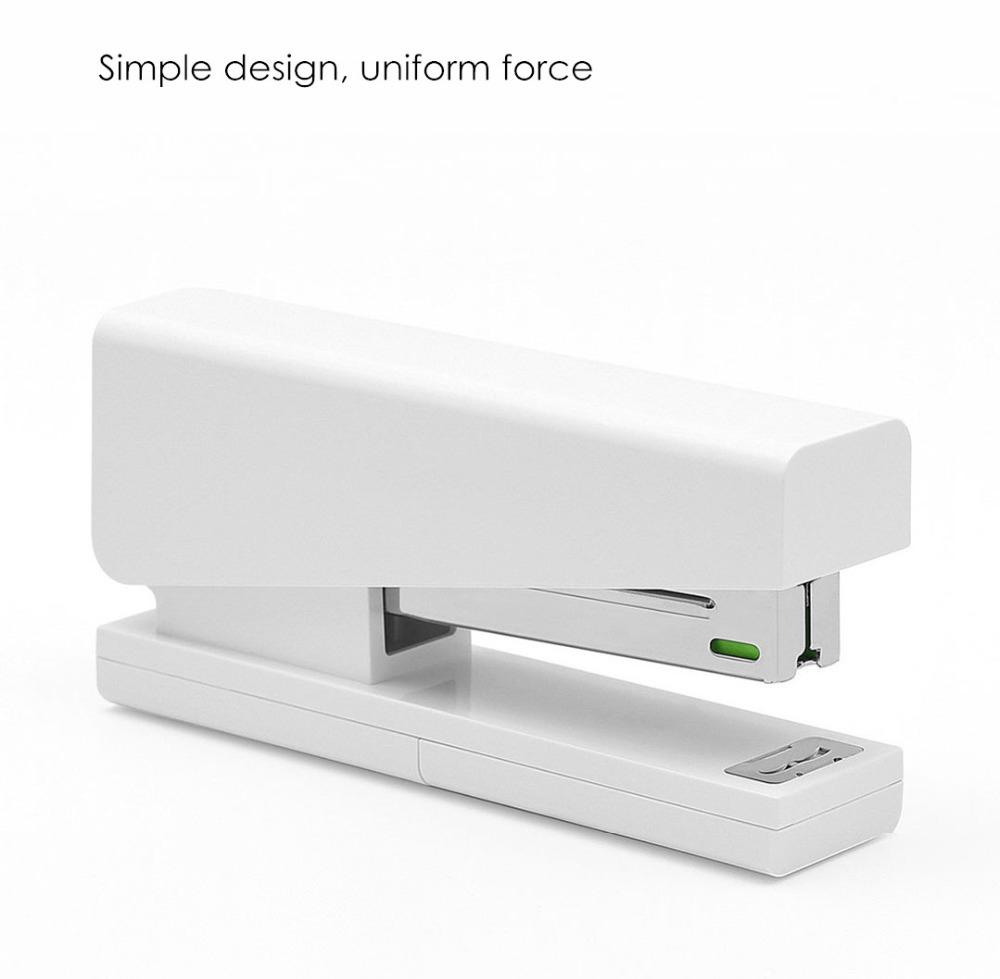 Kaco LEMO Stapler 24/6 26/6 with 100pcs Staples for Stationery Office Accessories School Supplies from xiaomi youpin