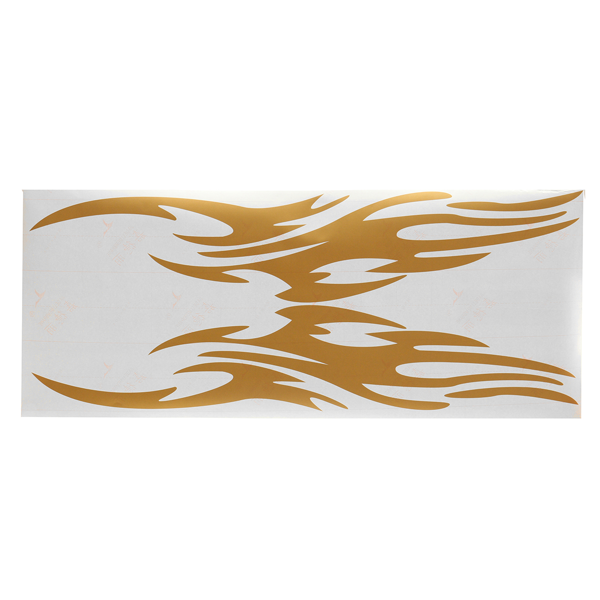 Motorcycle Car Flame Fire Hood Decal Vinyl Graphic Fashion Sticker Universal