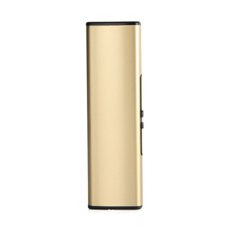 5 Color Mini USB Rechargeable Lighter Electronic No Gas/Fuel Required Lighter Windproof Lighter