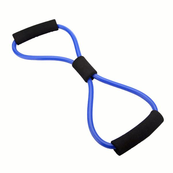 Resistance Bands Tube Fitness Muscle Workout Exercise Y