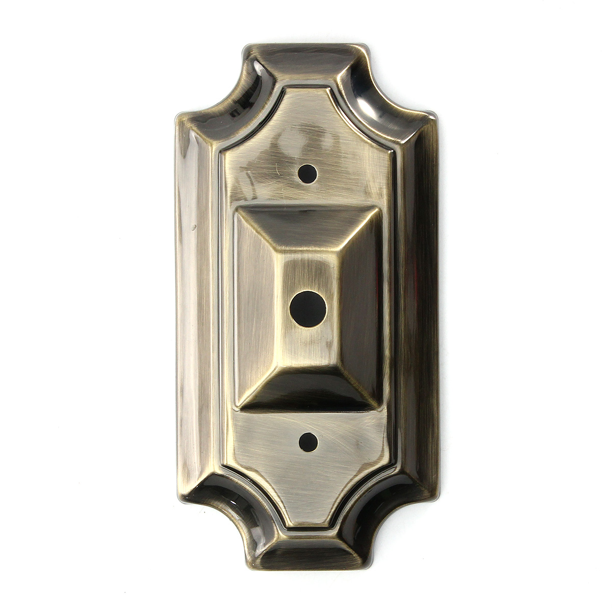 Retro Vintage Rectangle Style Sconce Wall Lamp Light Base Part Replacement Mount Fixture