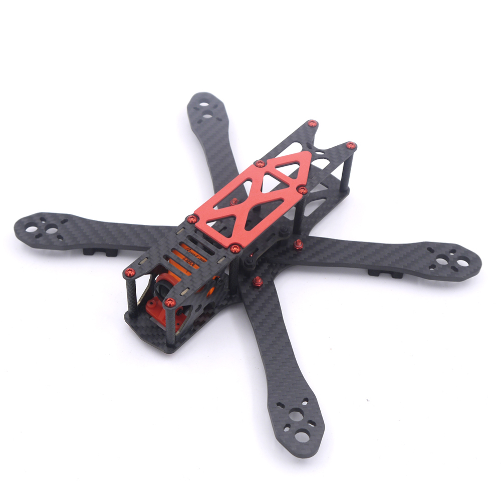 LEACO Alien RR5 225mm 5 Inch FPV Racing Frame Kit Supports HS1177 For RC Drone