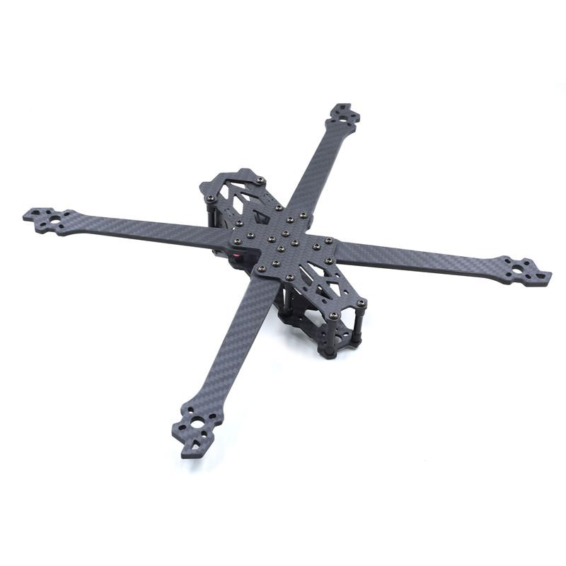 Geprc Mark2-7 7 Inch 300mm 4mm Arm Carbon Fiber FPV Racing Frame Kit w/ 5V&12V PDB for RC Drone