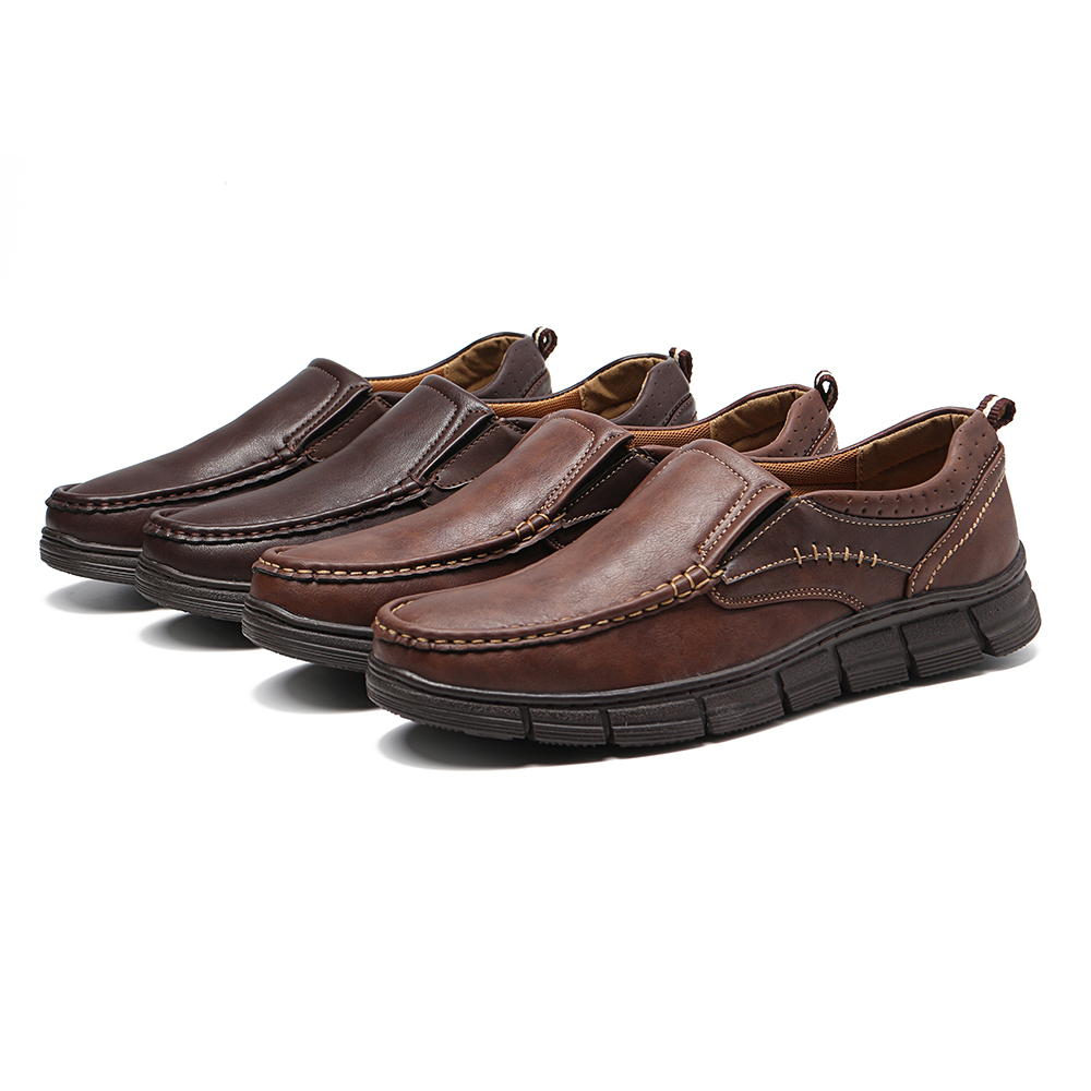 Menico Casual Business Soft Sole Walking Oxfords