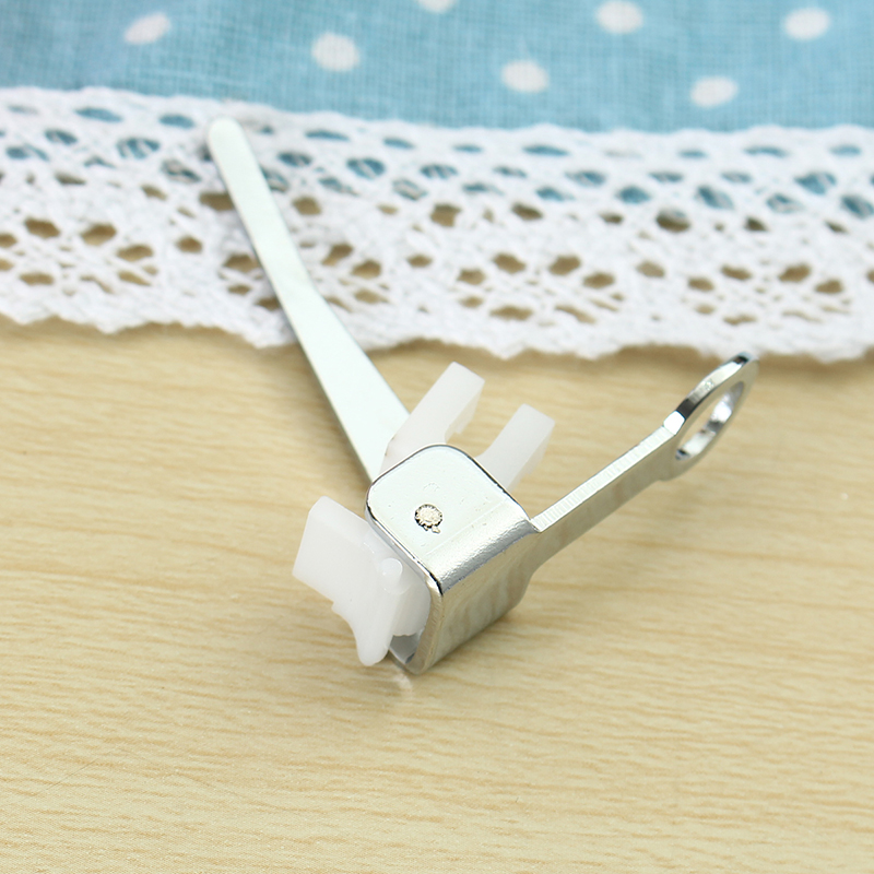 4Pcs Sewing Presser Foot Household Sewing Machine Parts Darning Foot Presser Foot