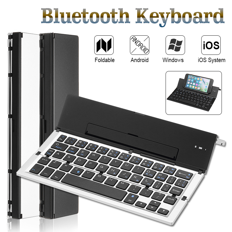 Rollable Wireless bluetooth Keyboard For iOS/Android/Windows Devices/iPhone/iPad/Samsung