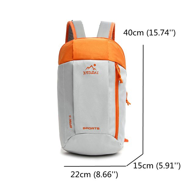Unisex Casual Backpack Sport Bag Waterproof Backpack For Travelling
