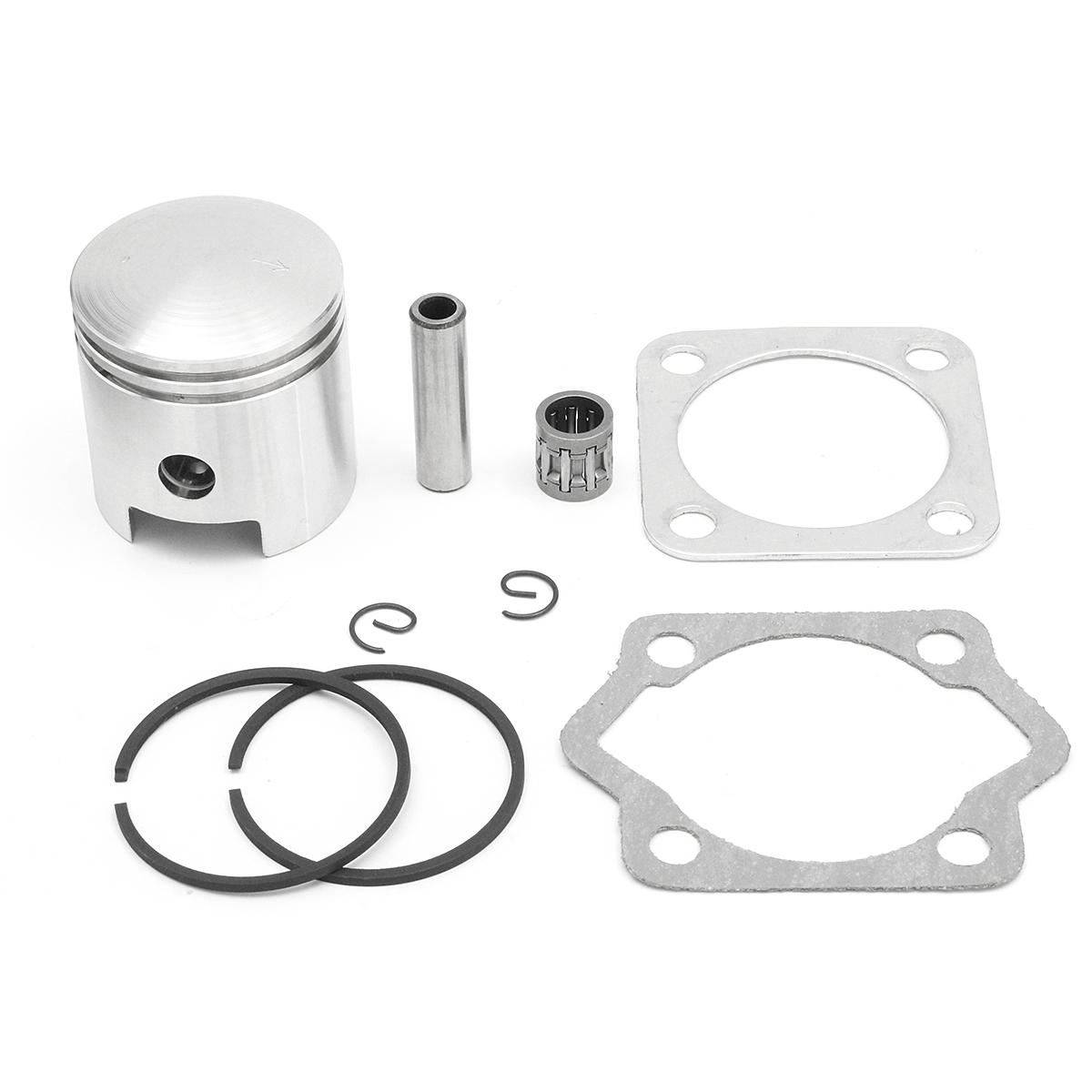 Universal Piston Cylinder Gasket Rings Engine Kit For 2 Stroke 80cc Engine Motor