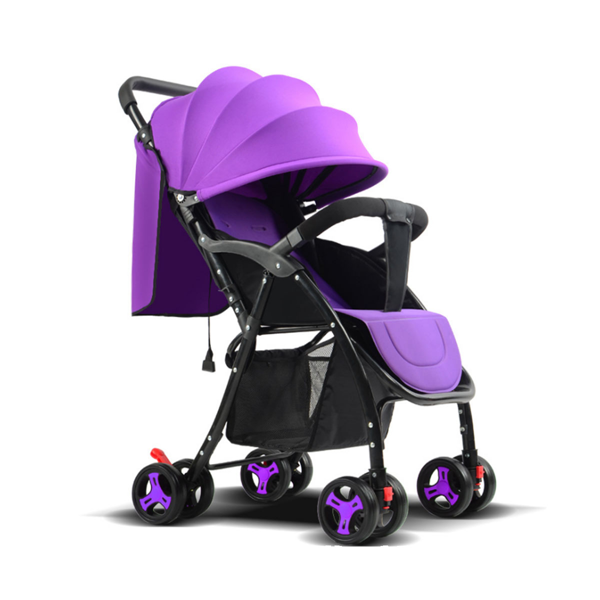 Foldable Baby Kids Stroller Newborn Infant Awning Pushchair Buggy Travel Pram Lightweight Strollers